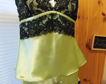 Camisole with French Knickers
