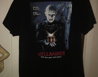 Hellraiser (1987) t shirt