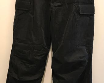 Vintage French Connection (FCUK) Cargo Ski/Snow/Winter Pants