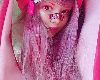 Bunny Rabbit Harajuku Decora Hat
