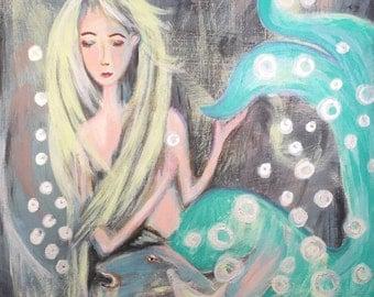 Bubbly Mermaid