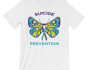 Suicide Prevention Etsy