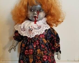 OOAK Horror Doll