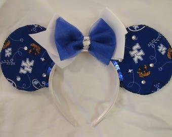University of Kentucky Minnie Ears