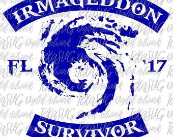 Irmageddon Survivor .SVG file