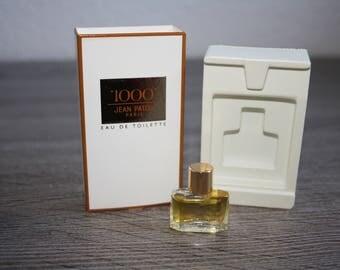 jean patou perfume miniature