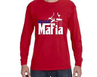 "Buffalo Bills ""Bills Mafia"" high quality Long Sleeve shirt"