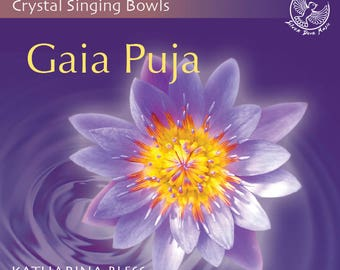 Crystal Sound Gaia Puja