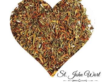 St. John's Wort 75g 100% Natural Herbal Tea