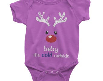 Distressed Rudolph Reindeer SVG Deer SVG Cut file winter Tshirt Cutting file SVG Dxf Eps Ai Pdf Png Jpg Files for Cricut Silhouette and more
