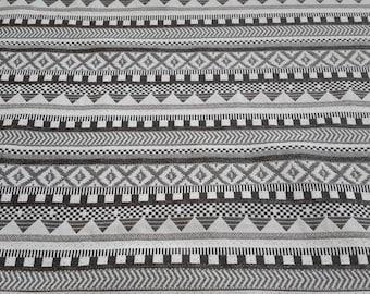 50cm x 150cm - Safeco stripes fabric