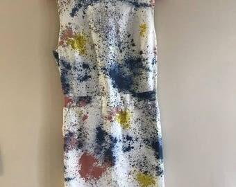 Kate Spade Paint Splatter Dress