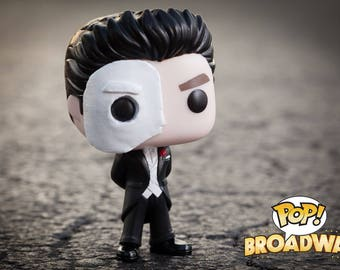 Broadway Pop Phantom of the Opera Funko Pop! (Curved Mask)