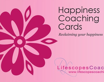 Happiness Coaching Cards