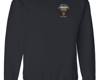 2/75th Ranger Battalion (Tab) Embroidered Sweatshirt-3888