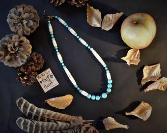 Necklace Native American Walker