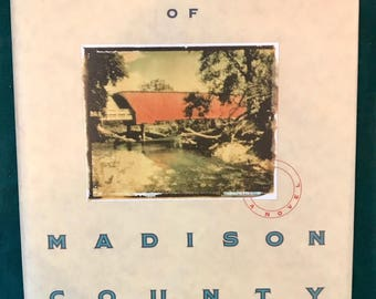 The Bridges of Madison County by Robert James Waller First Edition