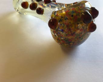 Dotted hand pipe