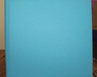 Creative Memories Cloth Coverset - Light Blue