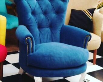 Queen Anne Armchair