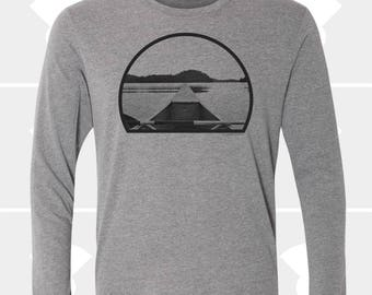 Canoe - Unisex Long Sleeve Shirt