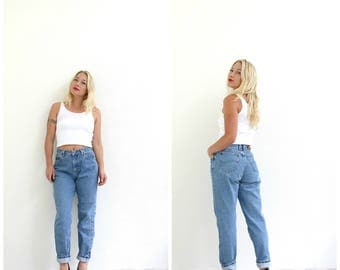 1990s Original Lee Jeans /// Size Small