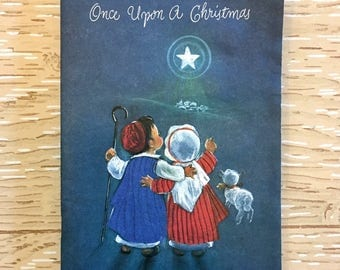 Once Upon A Christmas by Mary Murray for Sacred Heart League 1960-80s?