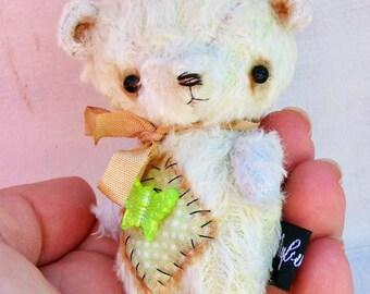 Honeydew Bear by Woollybuttbears