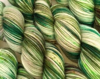 DK YARN Hand Dyed 100% Merino Superwash Wool - Pistachio