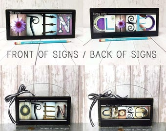 Open and Closed Wood Sign, Shop Wood Sign Signage, Reversible Sign, Boutique Sign Decor, Shop Decor, Business Sign Signage, Office Sign Art