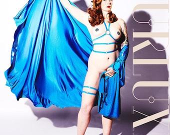Elastic Burlesque Belt Choose a Colour Made to Order