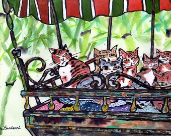 Original Cat Art Community Cats