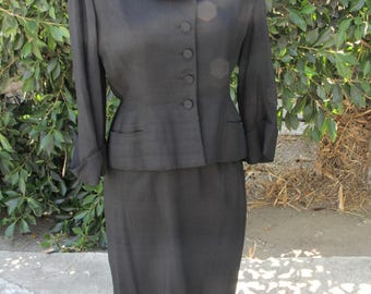 Fabulous Vintage Lord and Taylor Frechtel Suit