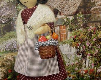RESERVED LISTING for Connie  Tasha Tudor handmade doll