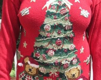tacky sweater, tacky christmas sweater, christmas sweater, ugly sweater, ugly christmas sweater, tacky sweater party, ugly sweater party,
