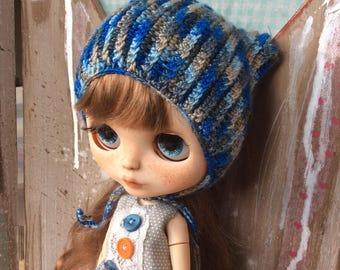 Blythe crochet hat