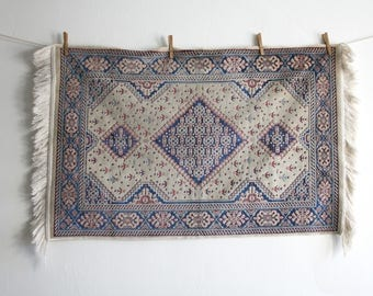 Moroccan Prayer Rug