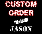 RESERVED LISTING for JASON