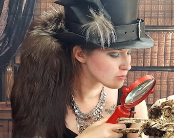 Fantastic Fox Top Hat with Tail