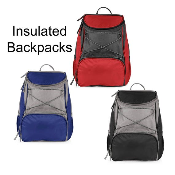 Backpack Coolers in Three Colors