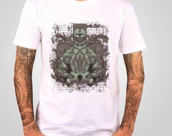 Knights T Shirt , Mens T Shirt , Shield T Shirt , Unisex T Shirt , Mens Clothing , Graphic T-shirt , Gift for Dads , American Apparel