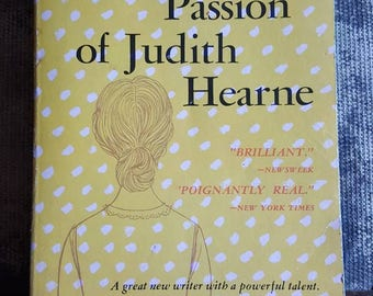 The Lonely Passion of Judith Hearne/ Paperback 1957/ Dell