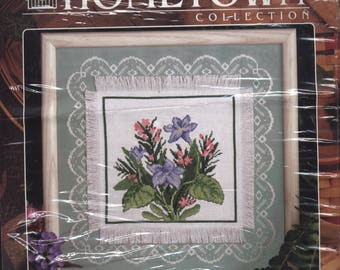 From My Garden Counted Cross-Stitch Kit