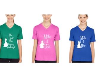 V Neck Fairy Godmother Shirt, Fairy Godmother Costume, Run Disney Shirt, Fairy Godmother Performanc Shirt, Fairy Godmother Run Disney Outfit