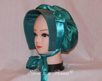 Taffeta Regency Bonnet