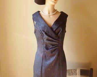 Little Black Dress, Size 8, Sleeveless Black Cocktail Dress, Connected Apparel, Sexy Black Dress