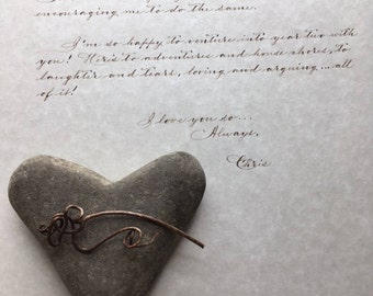 Handwritten Letter Congratulations, Thank You, I'm Sorry, Get well, Sympathy