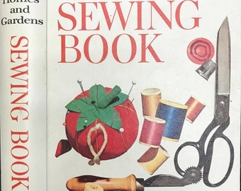 Better Homes and Gardens Sewing Book, 1970