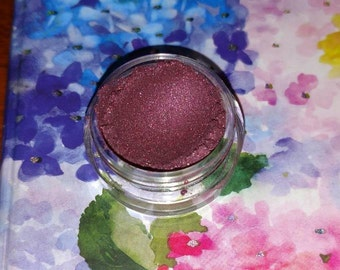Heather's Nebula mineral eye shadow 5 gram jar VEGAN