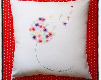 Rainbow Wishes Cushion ****PRE ORDER****